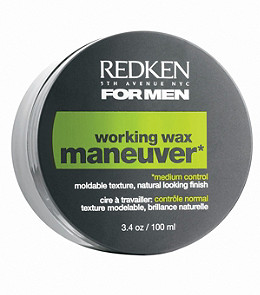 Redken Maneuver Working Wax, hairstyling wax